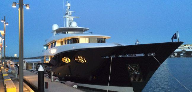 Hey Jude Charter Yacht
