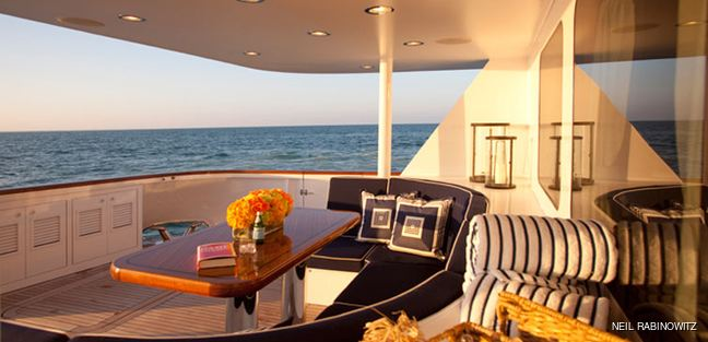 Sarah Lissa Charter Yacht - 4