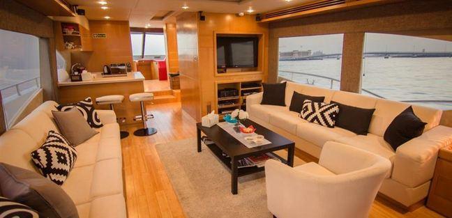 Black Pearl Charter Yacht - 3