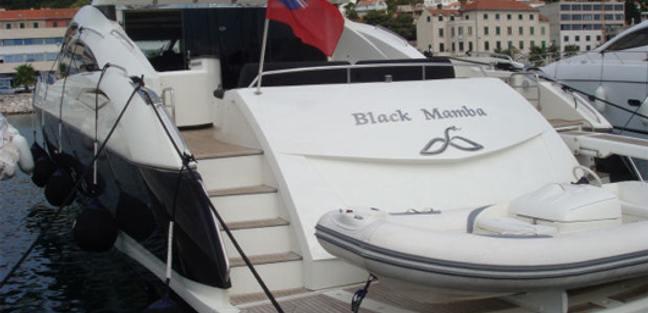Black Mamba Charter Yacht