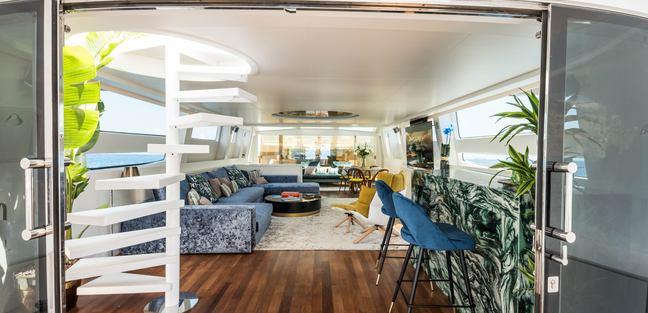 Blue Jay Charter Yacht - 6