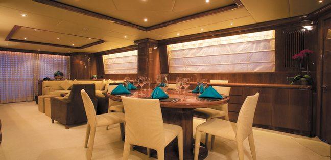 POWDERMONKEY OF LONDON Charter Yacht - 8