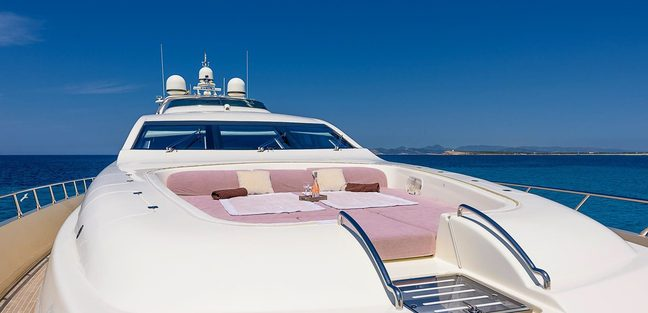 Love Boat Charter Yacht - 2