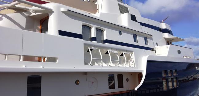Steel Charter Yacht - 2