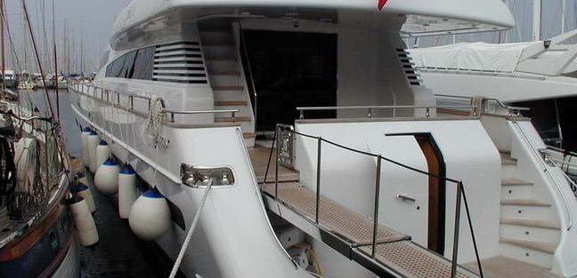 Diano 26 Charter Yacht
