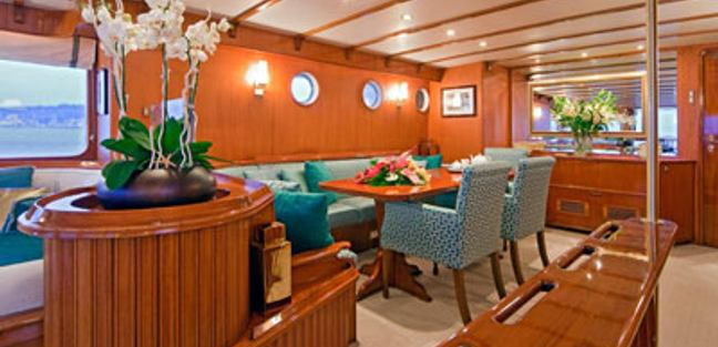 Hera C Charter Yacht - 8