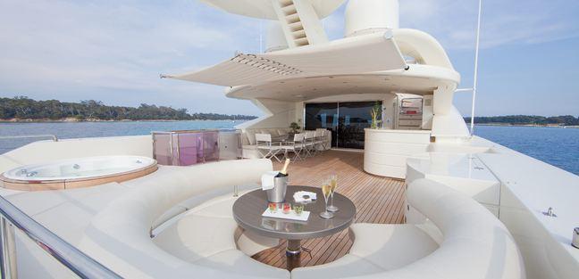 Sierra Romeo Charter Yacht - 7