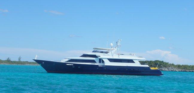 Island Time Charter Yacht