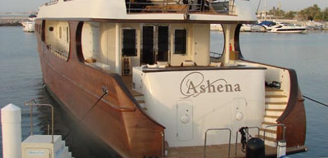 Ashena Charter Yacht - 5