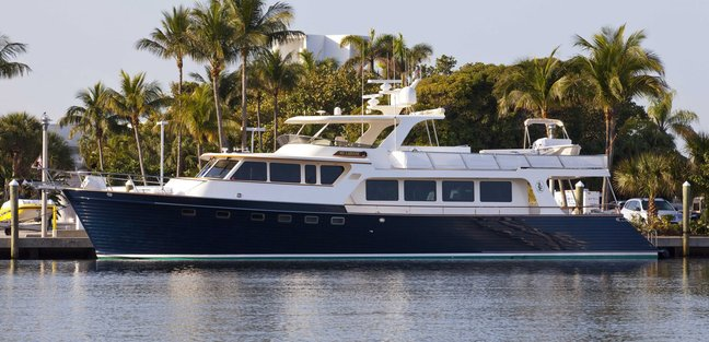 Ladyane Charter Yacht