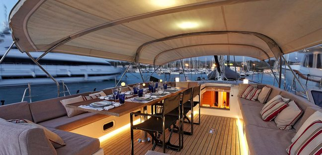 Mrs Marietta 3 Charter Yacht - 4