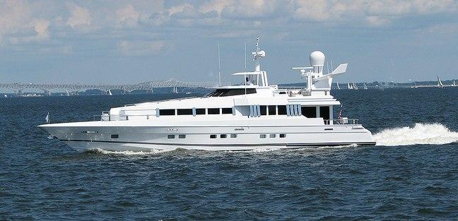 Highline Charter Yacht - 5