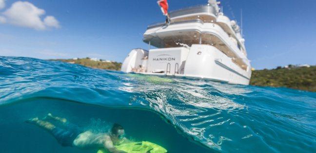 Hanikon Charter Yacht - 5