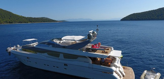 Albator 2 Charter Yacht - 5
