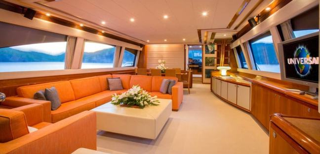 Monticello II Charter Yacht - 8