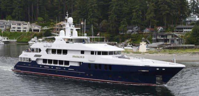 D'Natalin IV Charter Yacht - 3