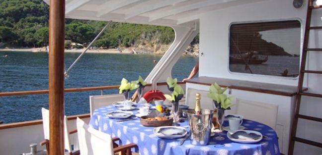 Deramore Charter Yacht - 5