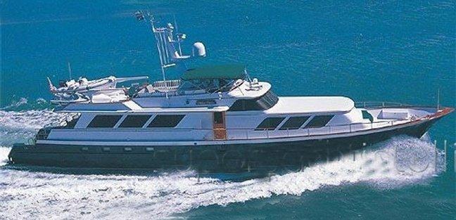 Mia Charter Yacht