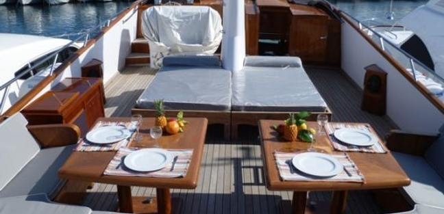 Dune Charter Yacht - 3