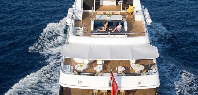 Cyan Charter Yacht - 5