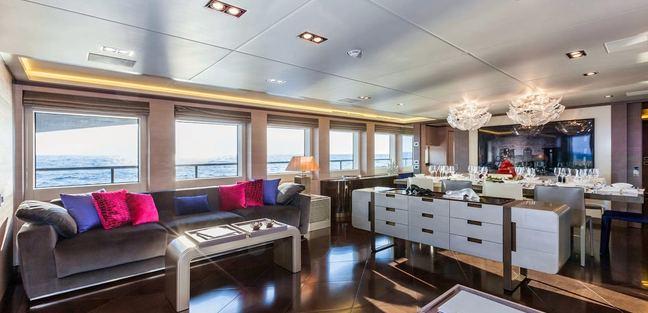 Panthera Charter Yacht - 5