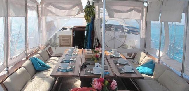 Dame des Tropiques Charter Yacht - 7