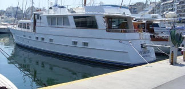 Astraea Charter Yacht - 2