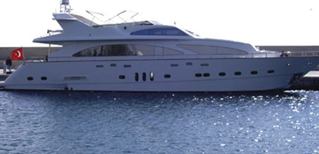 Blue Wave Charter Yacht