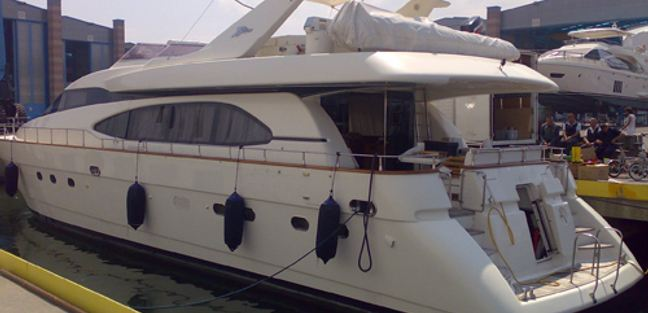 Papos M Charter Yacht - 2