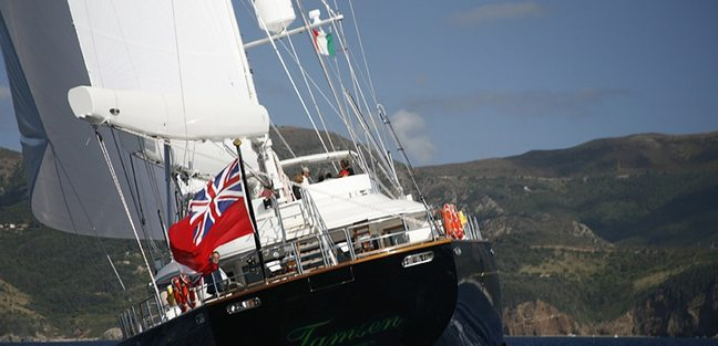 Tamsen Charter Yacht - 5