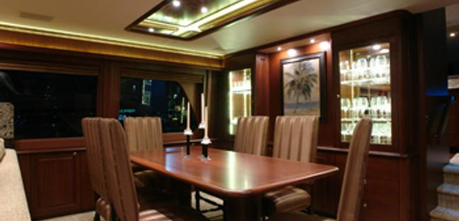 Seas the Moment Charter Yacht - 4