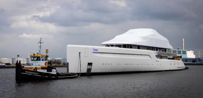 Feadship 816 Charter Yacht - 5