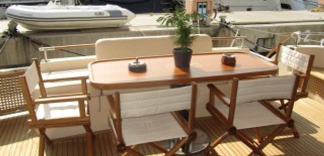 Archimedes Charter Yacht - 3