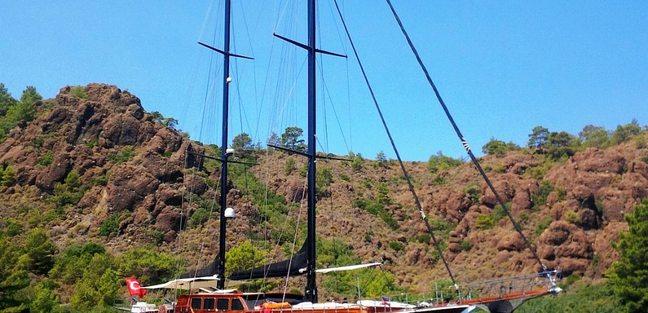 Kaya Guneri Plus Charter Yacht
