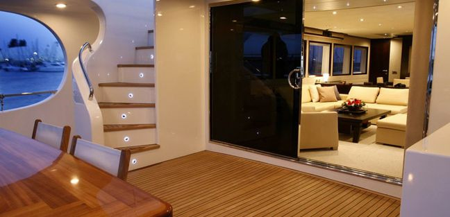 Grace Kelly Charter Yacht - 5