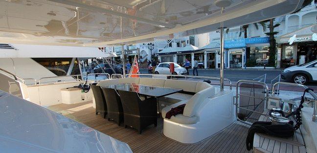 Maestro Of Gibraltar Charter Yacht - 3