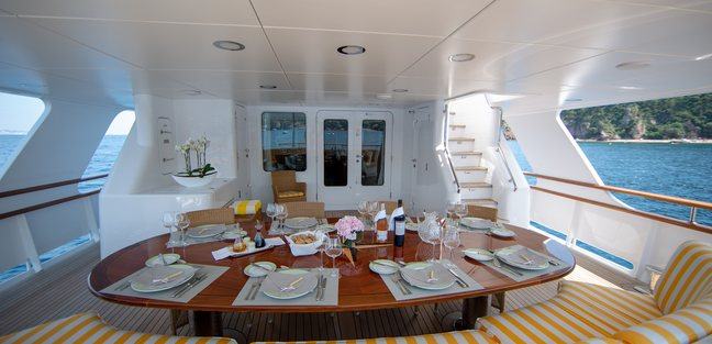 Cornelia Charter Yacht - 4