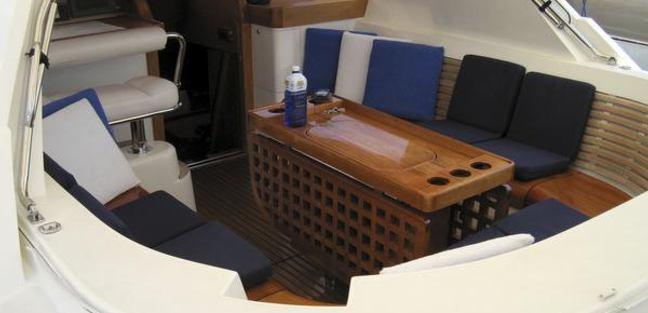 Aglaia Charter Yacht - 8