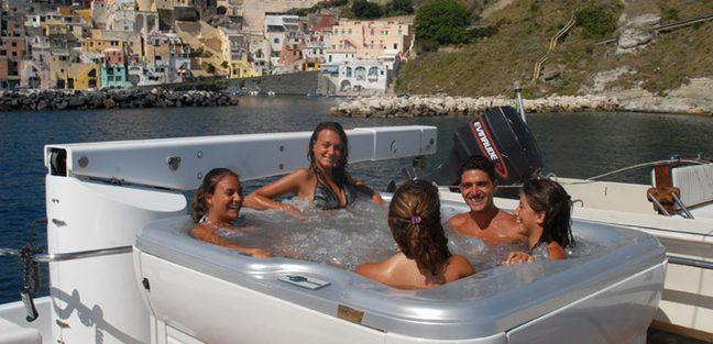 Nafisa Charter Yacht - 7