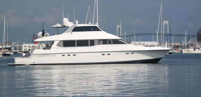Meritage Charter Yacht