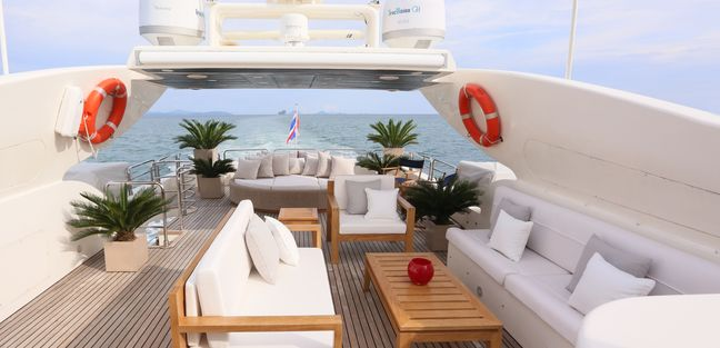 Blosson Charter Yacht - 2