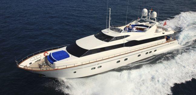 Bojangles Charter Yacht