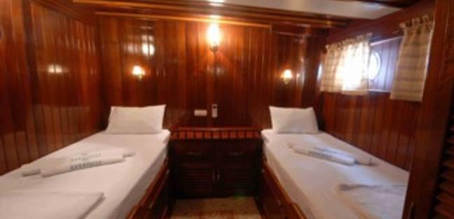 BAHRIYELI D Charter Yacht - 6