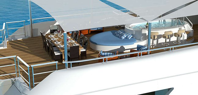 My Seanna Charter Yacht - 3
