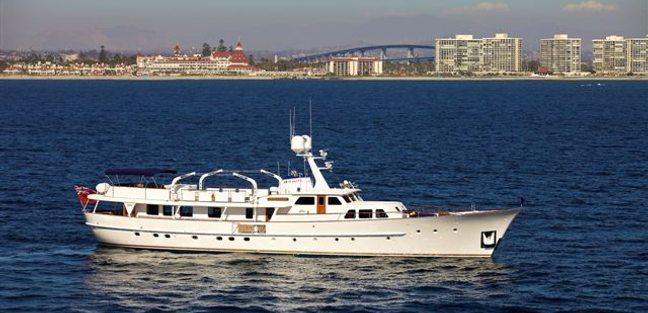 Chanson Charter Yacht