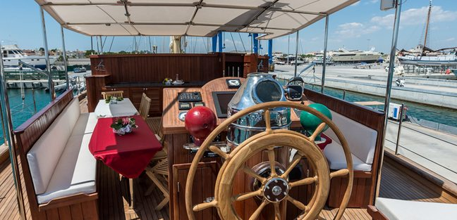 RHEA Charter Yacht - 4