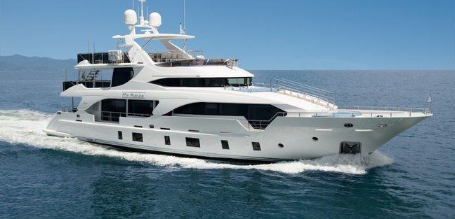My Paradis Charter Yacht