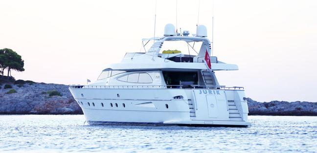 Jurik Charter Yacht - 5