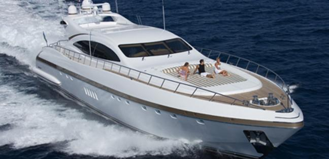 Crazy Too Charter Yacht