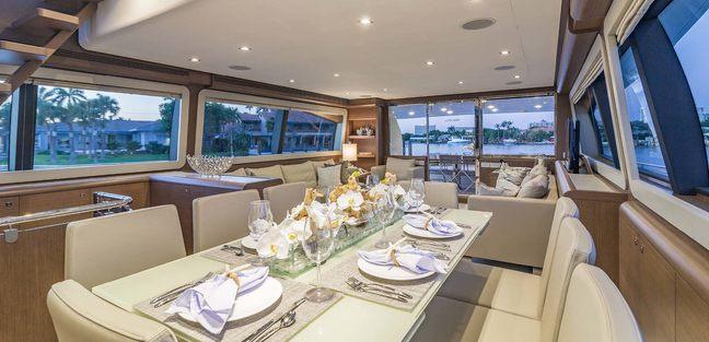 Bella Rona Charter Yacht - 8